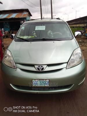 Toyota Sienna 2007 XLE Limited Green | Cars for sale in Lagos State, Alimosho