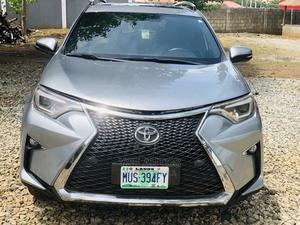 Toyota RAV4 2016 SE AWD (2.5L 4cyl 6A) Silver | Cars for sale in Abuja (FCT) State, Gwarinpa