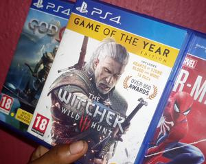 The Witcher 3: Wild Hunt Game of Thr Year Edition | Video Games for sale in Edo State, Benin City