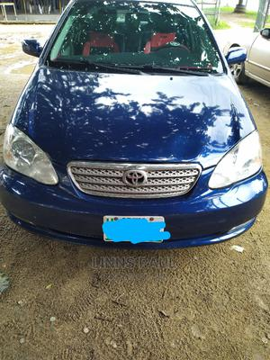Toyota Corolla 2005 LE Blue | Cars for sale in Cross River State, Calabar