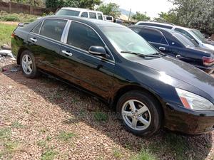 Honda Accord 2005 Black | Cars for sale in Abuja (FCT) State, Kubwa