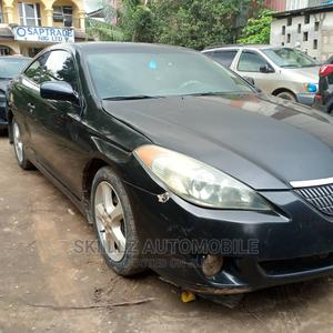 Toyota Solara 2005 2.4 Coupe Black   Cars for sale in Lagos State, Abule Egba