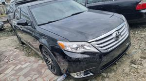 Toyota Avalon 2011 Black | Cars for sale in Rivers State, Port-Harcourt