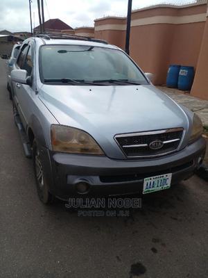 Kia Sorento 2005 EX Silver   Cars for sale in Lagos State, Abule Egba