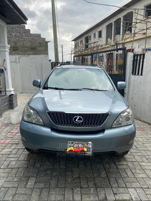 Lexus RX 2005 330 4WD Blue | Cars for sale in Delta State, Ugheli