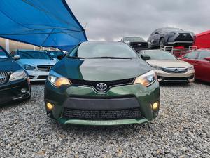 Toyota Corolla 2015 Green | Cars for sale in Lagos State, Amuwo-Odofin