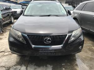 Lexus RX 2010 350 Gray | Cars for sale in Lagos State, Maryland