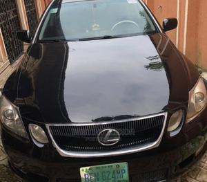 Lexus GS 2007 300 Automatic Black | Cars for sale in Edo State, Benin City
