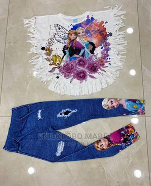Disney 2 Piece Set | Children's Clothing for sale in Lagos State, Agege