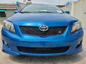 Toyota Corolla 2010 Blue | Cars for sale in Lagos State, Ojodu