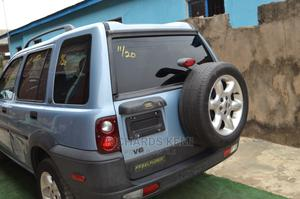 Land Rover Freelander 2002 Blue   Cars for sale in Lagos State, Abule Egba