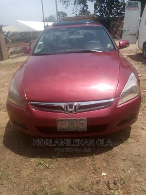 Honda Accord 2007 Red | Cars for sale in Oyo State, Ibadan