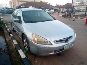 Honda Accord 2003 Silver | Cars for sale in Edo State, Benin City