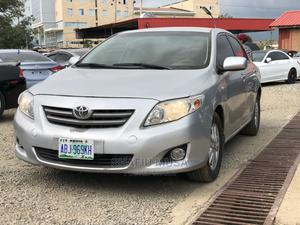 Toyota Corolla 2009 Silver | Cars for sale in Abuja (FCT) State, Jahi