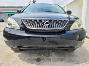 Lexus RX 2005 330 4WD Black | Cars for sale in Lagos State, Ojodu