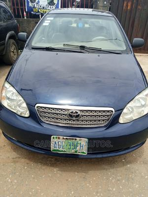 Toyota Corolla 2005 LE Blue | Cars for sale in Lagos State, Isolo