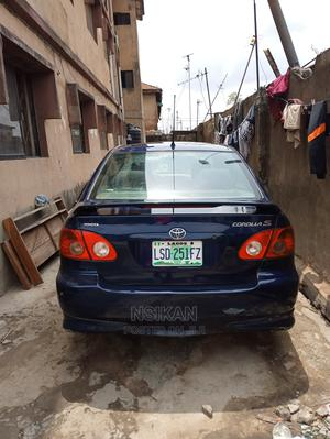Toyota Corolla 2006 1.8 VVTL-i TS Blue | Cars for sale in Lagos State, Mushin
