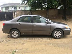 Toyota Corolla 2006 1.6 VVT-i Gray | Cars for sale in Lagos State, Surulere