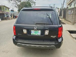 Honda Pilot 2005 Black | Cars for sale in Lagos State, Agege