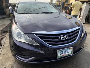 Hyundai Sonata 2011 Purple | Cars for sale in Lagos State, Surulere