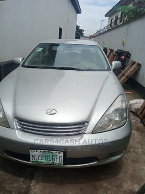Lexus ES 2003 300 Silver | Cars for sale in Lagos State, Isolo