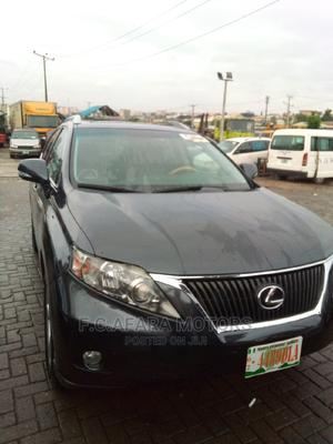 Lexus RX 2010 350 Gray | Cars for sale in Lagos State, Ojodu