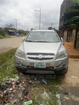 Chevrolet Captiva 2006 2.4 LS Silver   Cars for sale in Abia State, Aba North