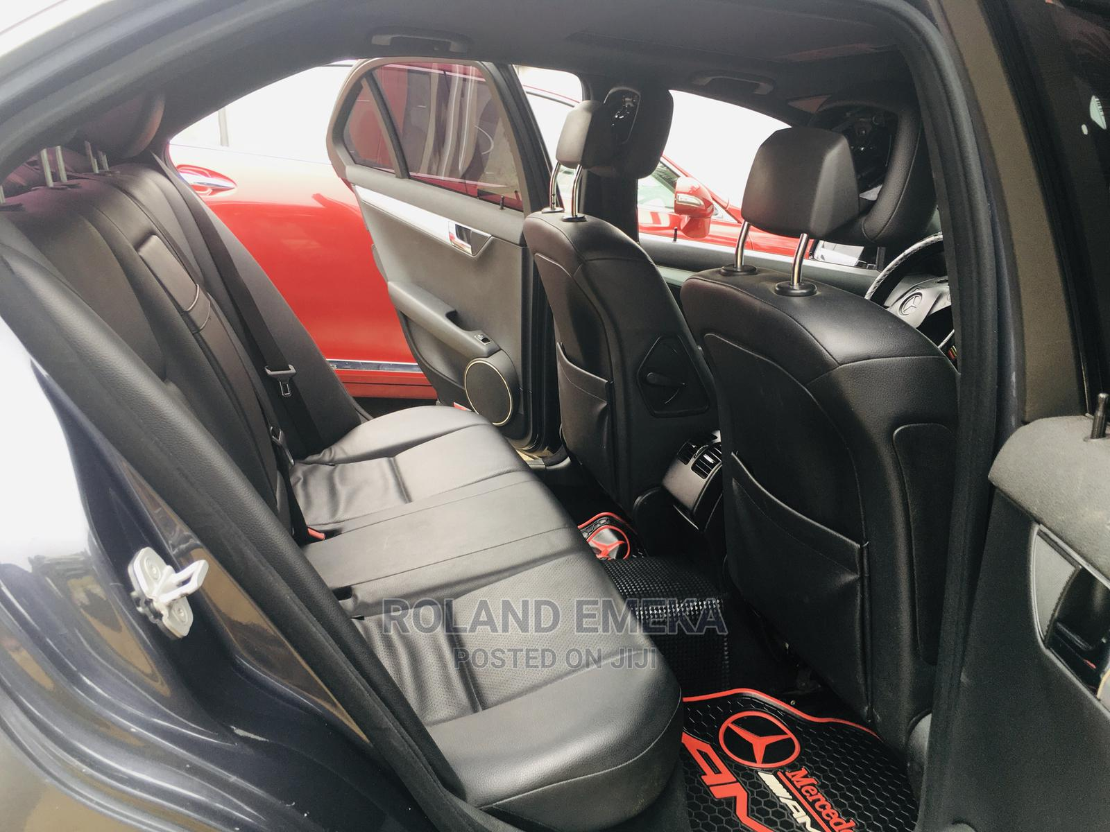Mercedes-Benz C300 2009 Gray | Cars for sale in Port-Harcourt, Rivers State, Nigeria