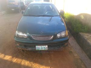 Toyota Avensis 2002 2.0 D Verso Green | Cars for sale in Lagos State, Ifako-Ijaiye