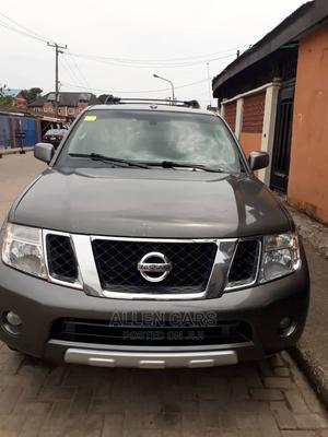 Nissan Pathfinder 2008 LE Gray | Cars for sale in Lagos State, Surulere