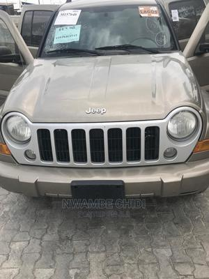 Jeep Liberty 2007 Sport 4x4 Gray   Cars for sale in Rivers State, Port-Harcourt
