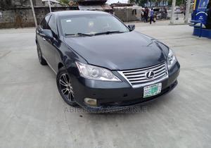 Lexus ES 2009 350 Black | Cars for sale in Lagos State, Ikorodu