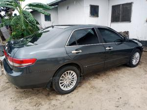 Honda Accord 2005 Coupe EX Automatic Blue | Cars for sale in Lagos State, Amuwo-Odofin