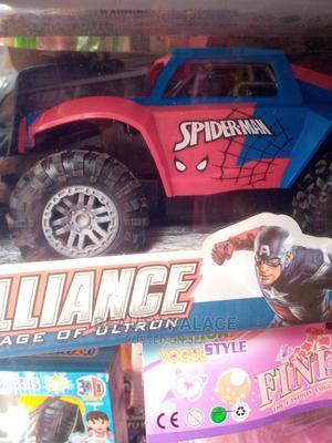 Spiderman Toy Car for Kids | Toys for sale in Lagos State, Lagos Island (Eko)