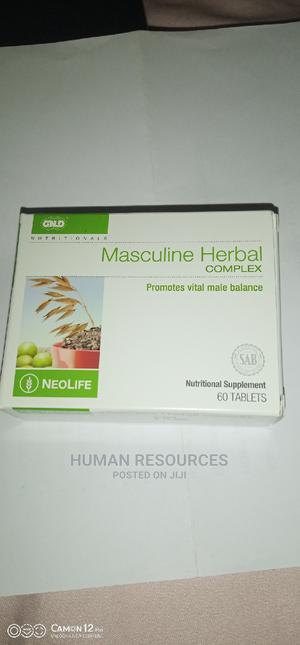 Masculine Herbal   Vitamins & Supplements for sale in Lagos State, Ikeja