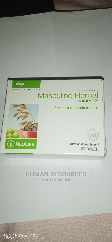 Masculine Herbal