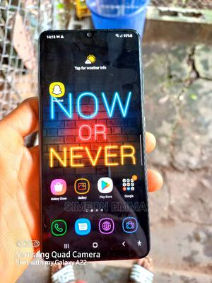 Samsung Galaxy A32 128 GB Blue   Mobile Phones for sale in Lagos State, Ikeja