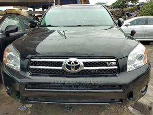 Toyota RAV4 2006 Sport V6 Black | Cars for sale in Lagos State, Apapa