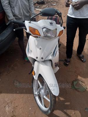 Haojue UD110 HJ110-6 2020 White | Motorcycles & Scooters for sale in Kwara State, Ilorin West