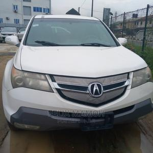 Acura MDX 2008 SUV 4dr AWD (3.7 6cyl 5A) White | Cars for sale in Rivers State, Obio-Akpor