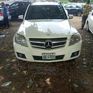 Mercedes-Benz GLK-Class 2010 350 White   Cars for sale in Abuja (FCT) State, Gwarinpa