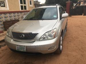 Lexus RX 2007 350 XE 4x4 Silver | Cars for sale in Anambra State, Onitsha