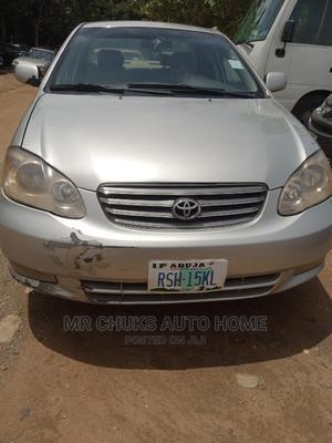 Toyota Corolla 2004 Silver   Cars for sale in Abuja (FCT) State, Gaduwa