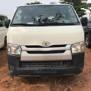 Toyota HiAce 2015 White | Buses & Microbuses for sale in Lagos State, Ikeja