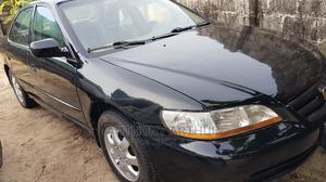 Honda Accord 2000 Wagon Black | Cars for sale in Lagos State, Ikoyi