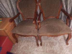 Royal Chairs. 2 Sitter + Single Sitter 2. | Furniture for sale in Abuja (FCT) State, Kubwa