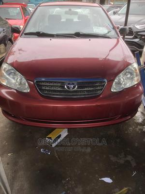 Toyota Corolla 2006 CE Red | Cars for sale in Lagos State, Ikeja