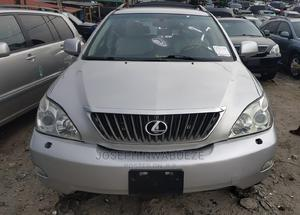 Lexus RX 2009 350 AWD Silver   Cars for sale in Lagos State, Amuwo-Odofin