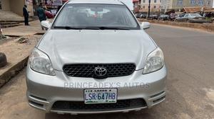 Toyota Matrix 2003 Silver | Cars for sale in Oyo State, Ibadan