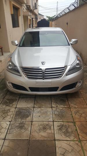 Hyundai Equus 2016 Silver | Cars for sale in Lagos State, Gbagada